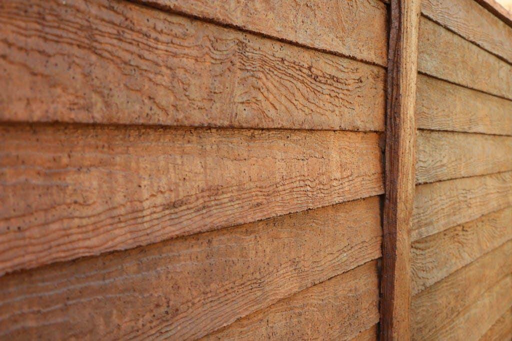 Placa imitación madera
