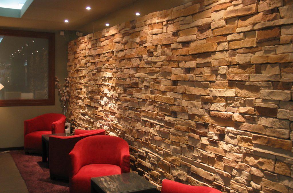 Piedra natural: La última tendencia versátil y elegante para que decores tus espacios