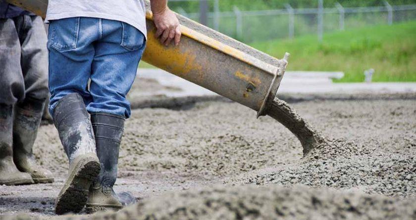 El consumo de cemento crece un 17,3% en el primer semestre del 2021